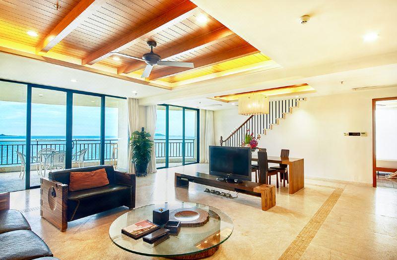 全海景復式家庭房三房一廳