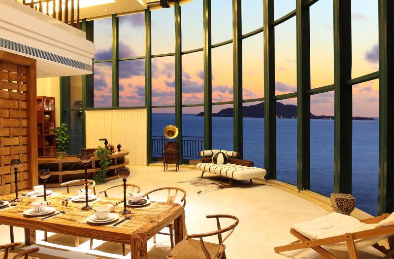 超级海景家庭套房