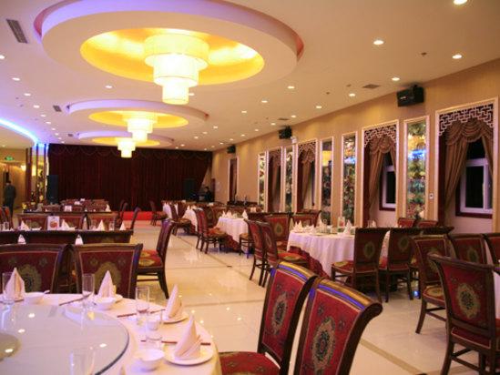 海鲜酒楼餐厅