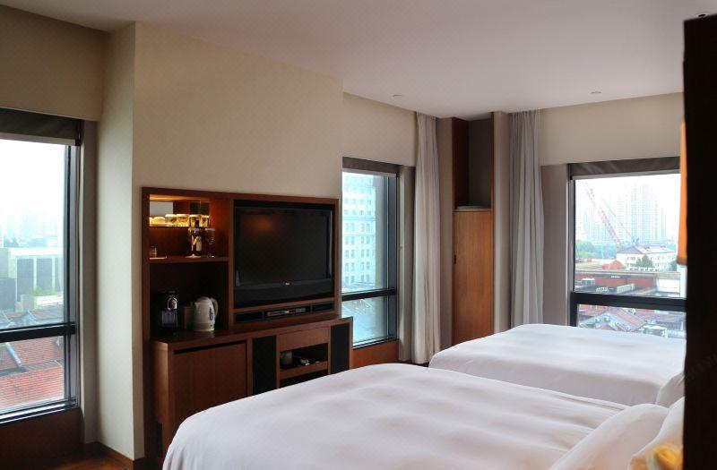 悅上海市景雙床房