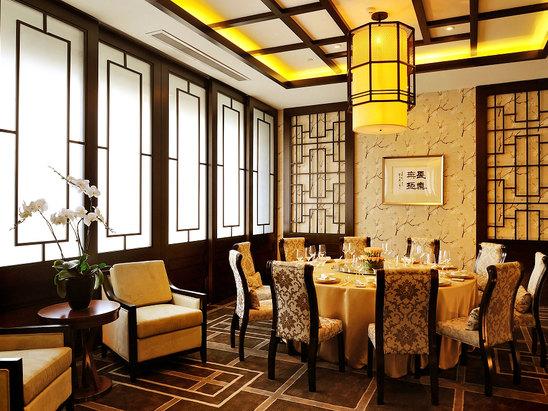 中餐廳貴賓廳