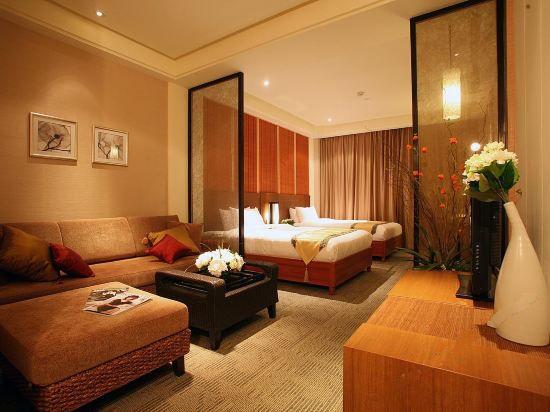 風格豪華雙床房