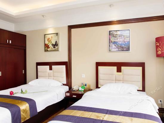 高級江景雙床房