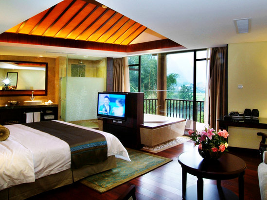 Riverside Deluxe Room