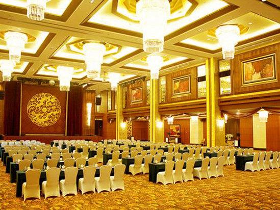 国际宴会厅课桌式
