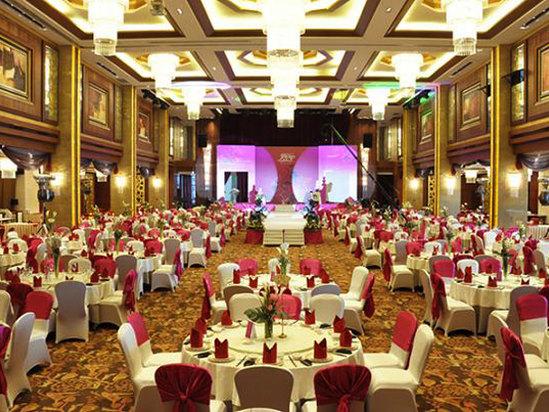 国际宴会厅婚宴