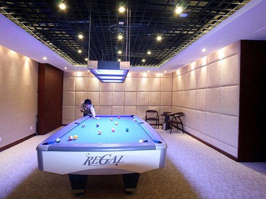 康乐桌球室