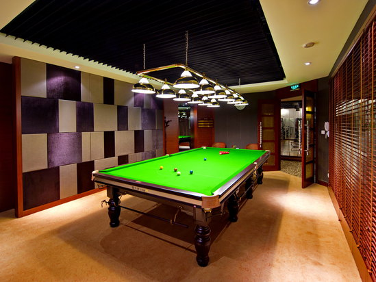 台球室SNOOKER ROOM