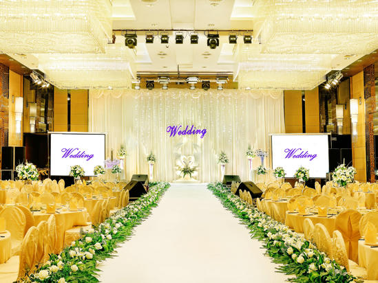 昆侖廳婚宴 KUNLUN WEDDING