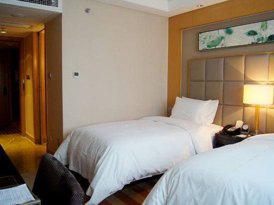 商務樓高級雙床房