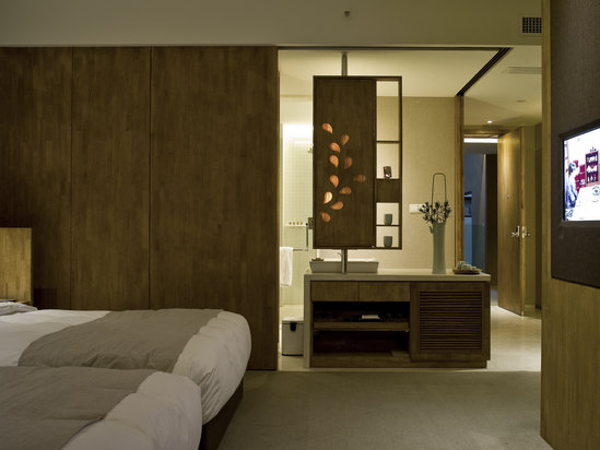 Elegant Twin Room