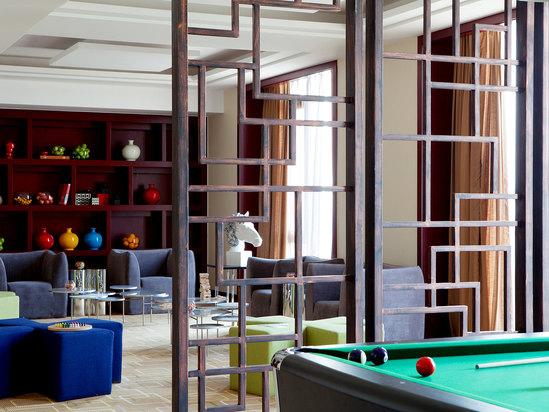 行政酒廊-娱乐区域