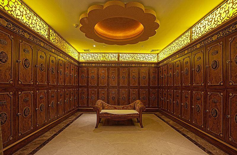 浴區更衣室