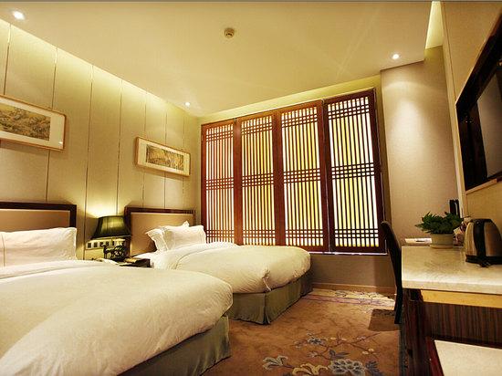 高級雙床房(無窗)