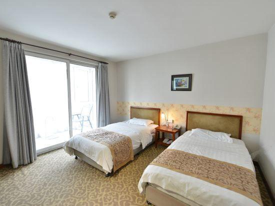 露台景观双床房