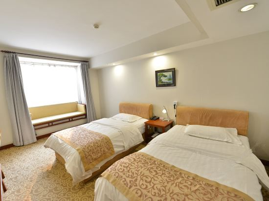 露臺景觀雙床房