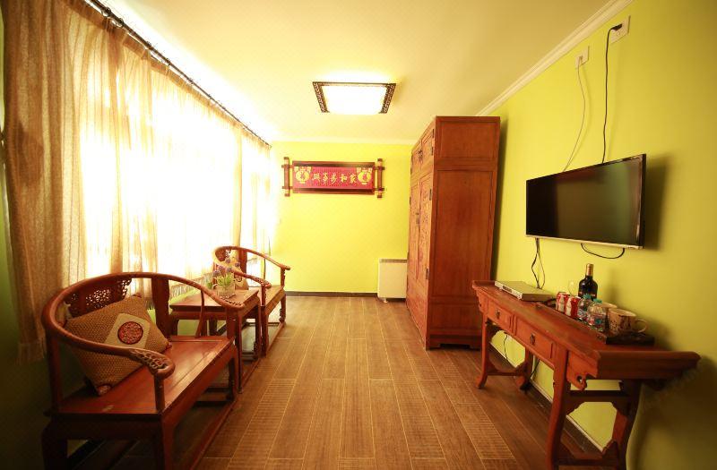 中式豪华客房