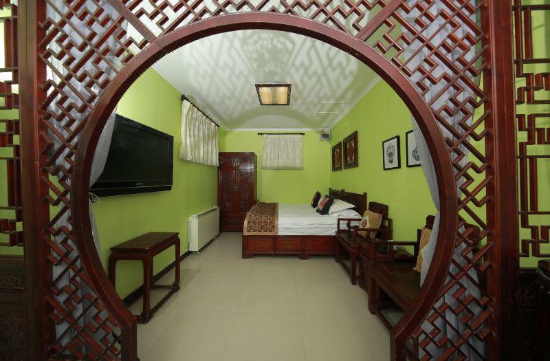 中式豪华家庭房