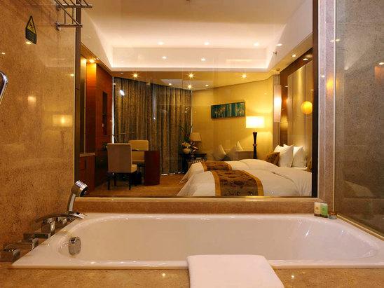 湾景双床房