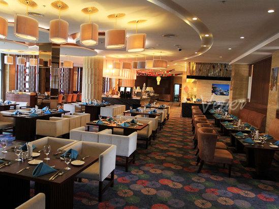 西餐厅用餐区