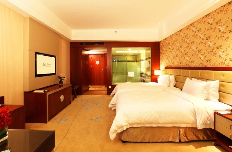 Deluxe Twin Room B