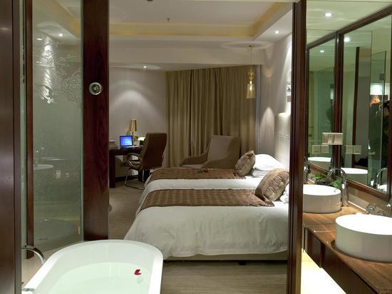 特惠雙床房
