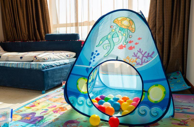 海洋精靈親子房