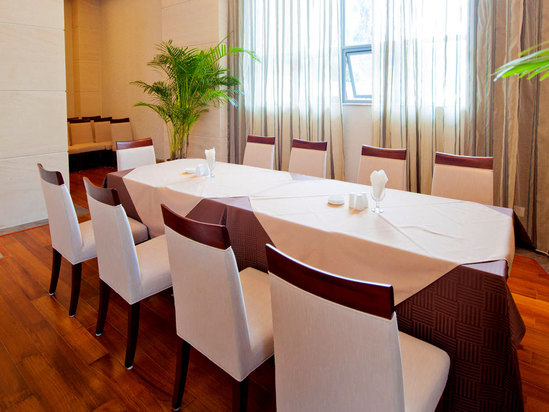西餐厅VIP区