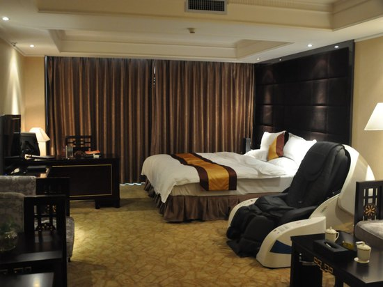 Chinese Pressure Reduction Executive  Room