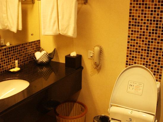客房卫生间