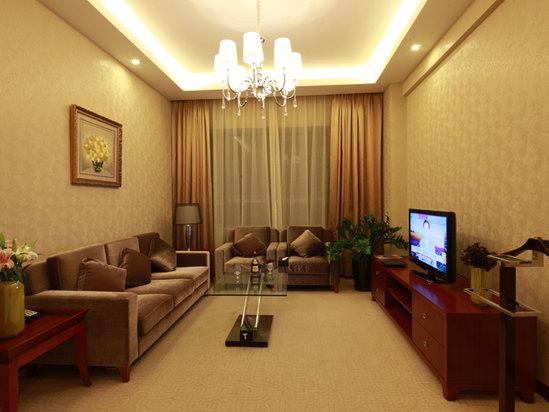 Deluxe Garden-view Suite