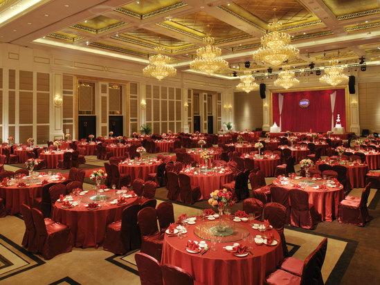中海宴会中式婚宴
