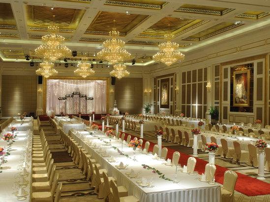 中海宴会西式婚宴