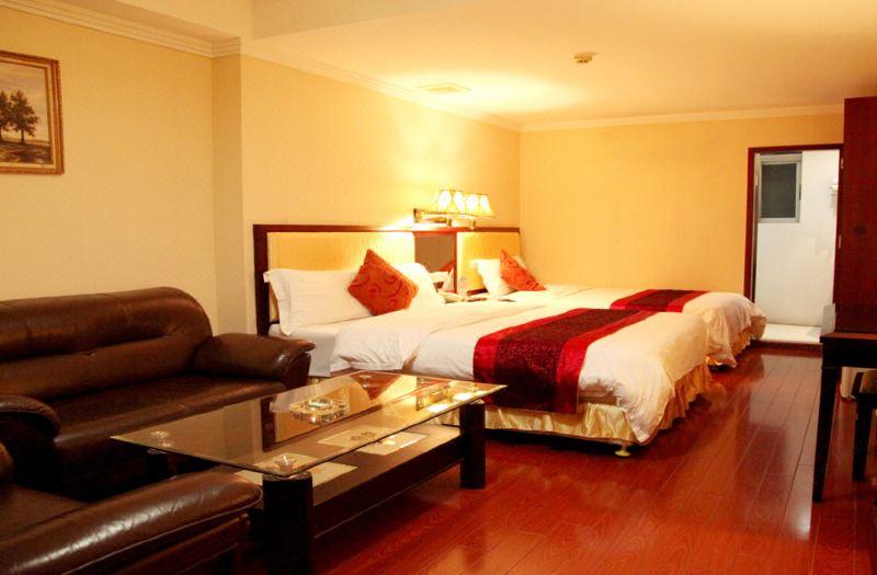 副楼标准双床房