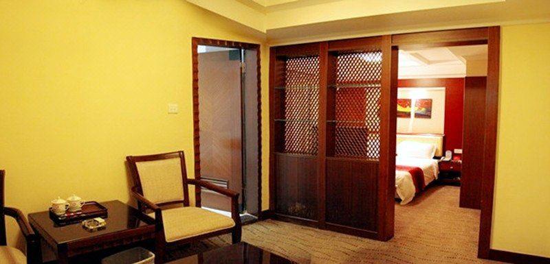 副樓標準一房一廳套房