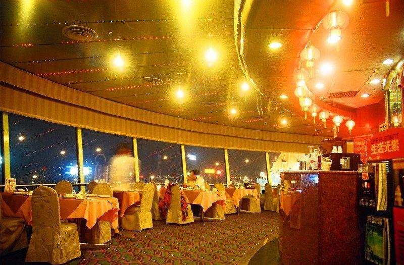 十六楼旋转餐厅