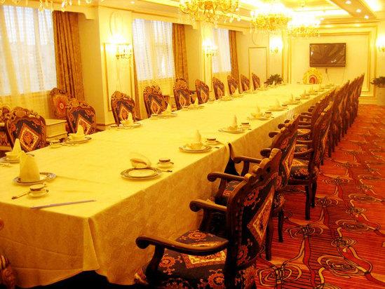 希尔顿西餐厅