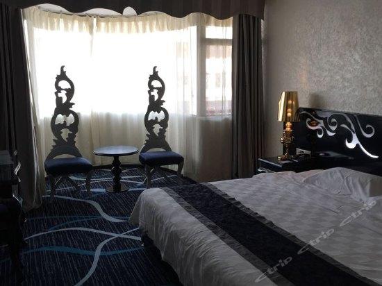 超級大床房