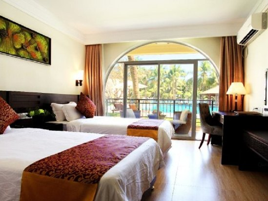 Luxury Pool-view Standard Room