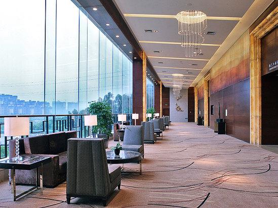 格兰大宴会厅走廊