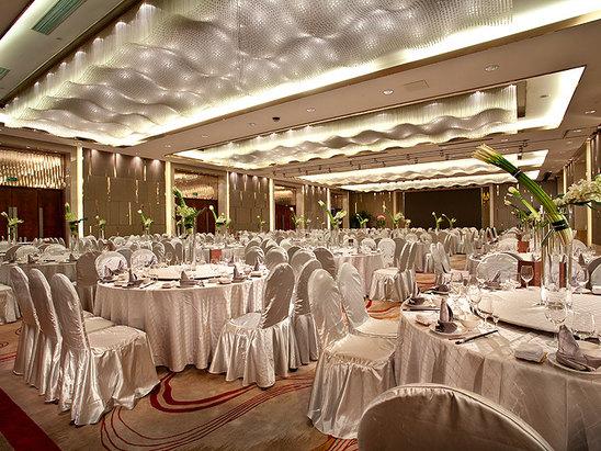 融程宴会厅婚宴