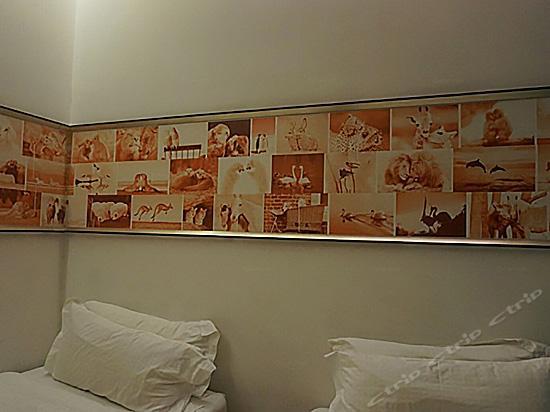 日式双床房(无窗)