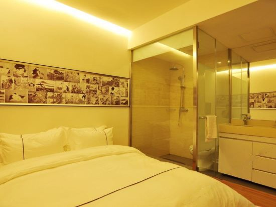 Janpenese Boutique Room