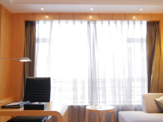 高级观景双床房