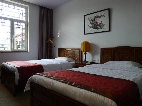 Deluxe Courtyard Standard Room