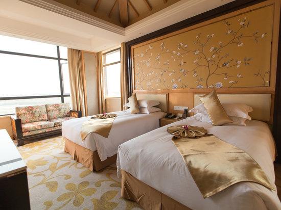 别墅景观双床房