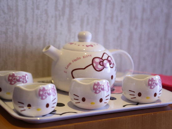 Hello Kitty 主题客房